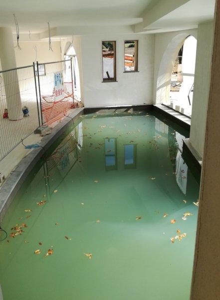 piscina riscaldata Roma