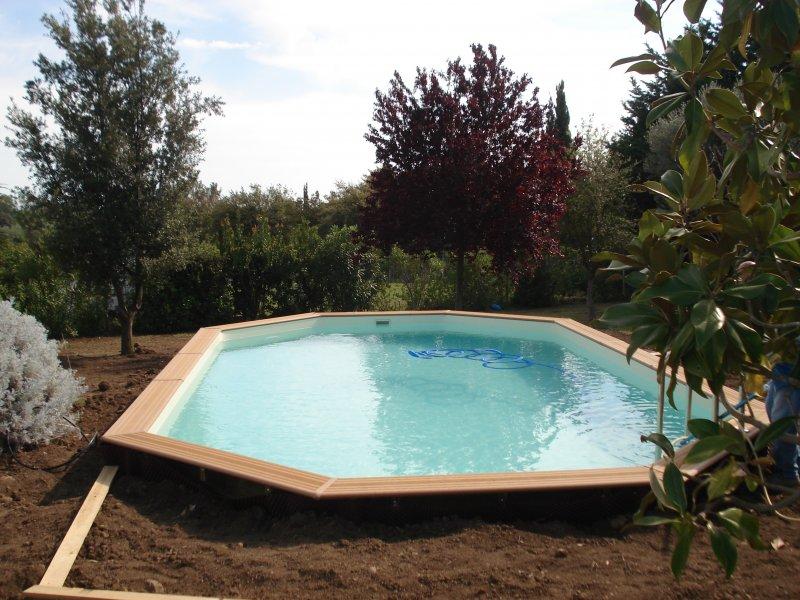 installazione piscina fuoriterra