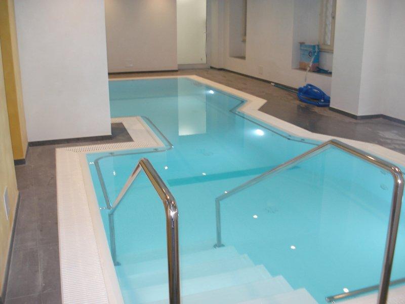 piscina terapeutica riabilitativa
