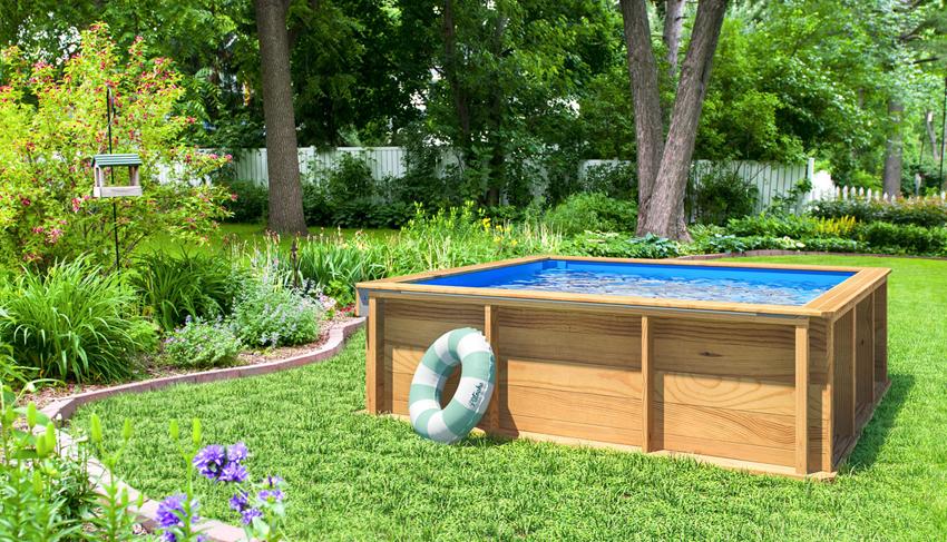 piscina fuoriterra pistoche