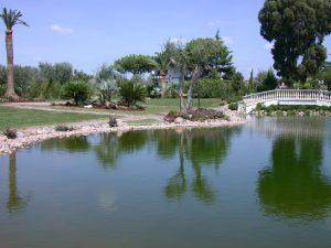 roma laghi fontane giochi acqua