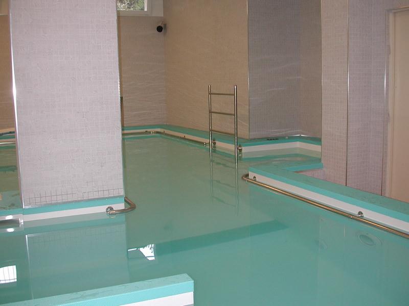 roma piscine terapeutiche riabilitative