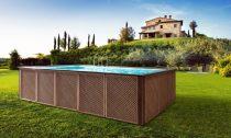piscina DolceVita senza permessi