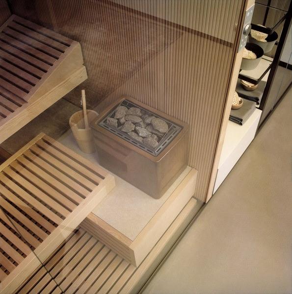roma installazione sauna