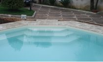 piscina in cemento Frosinone Latina