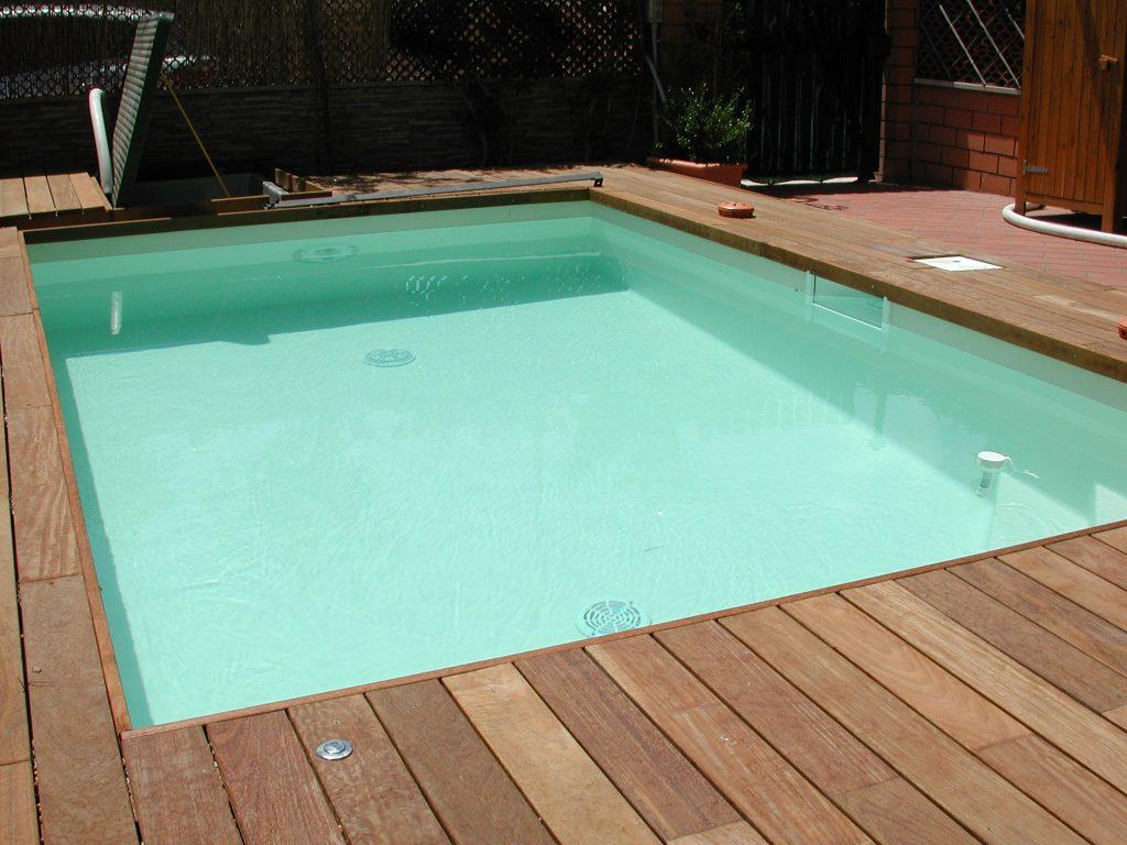 piscina personalizzata