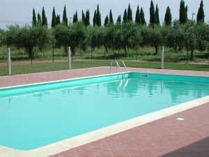 Offerta piscina interrata in pannello vendita for Piscina wellness roma