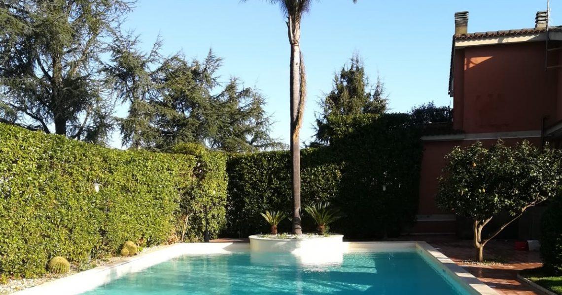 costruzione piscine interrate Latina