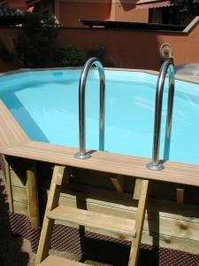 piscina fuoriterra