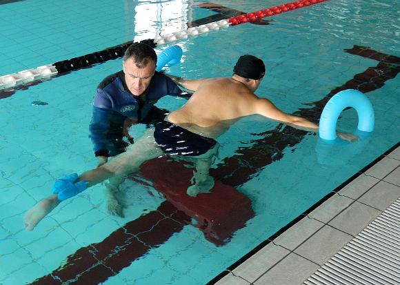 Piscine per riabilitazione in acqua - Vendita installazione Piscine a Roma e Latina