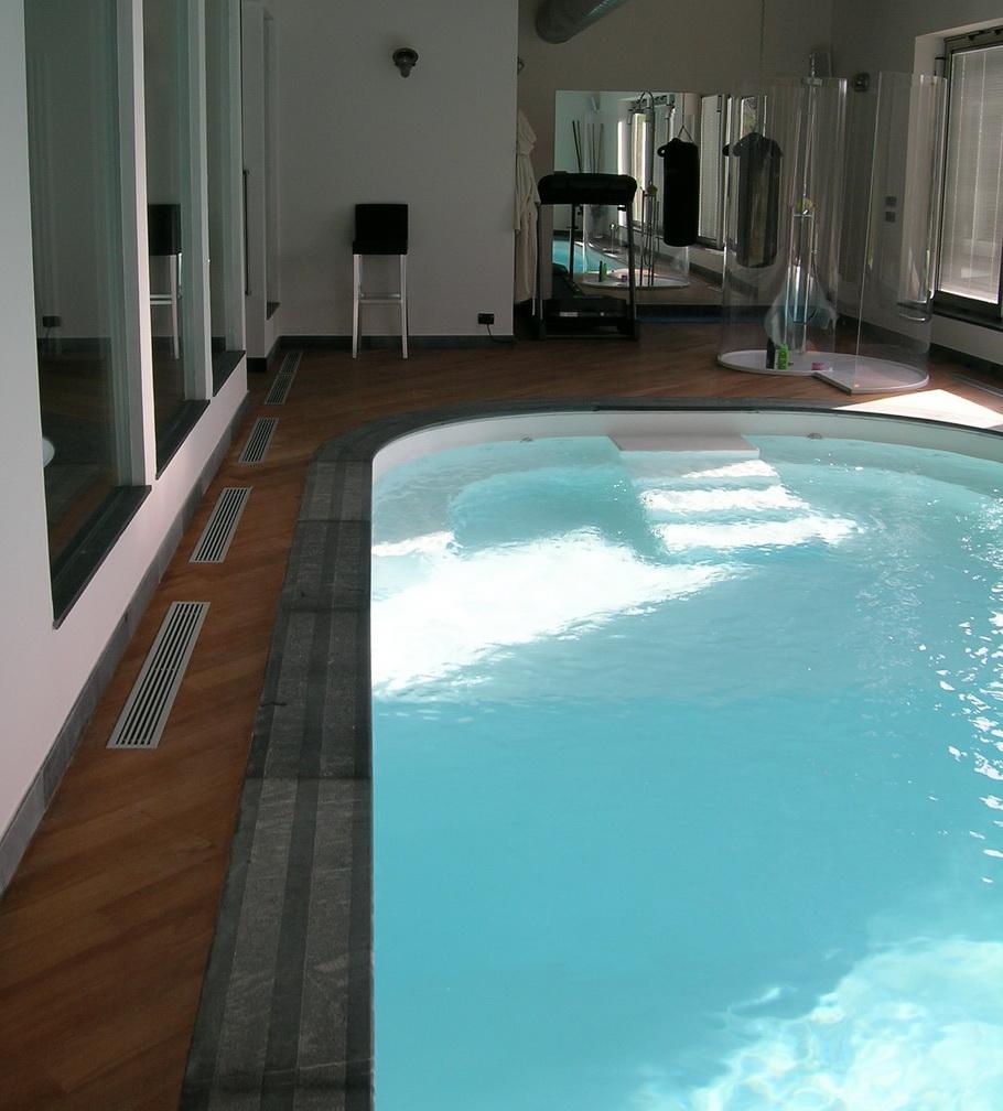 piscine interne riscaldate vendita installazione piscine