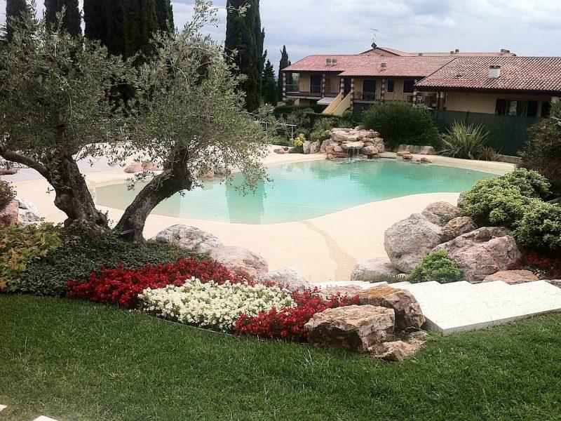 roma installazione piscine naturali