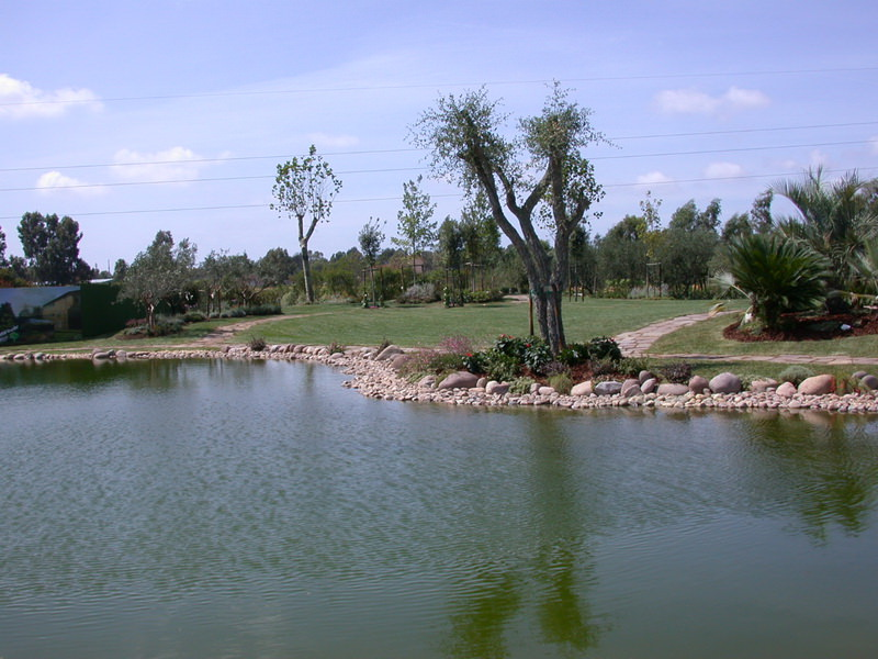 roma installazione laghi fontane giochi acqua