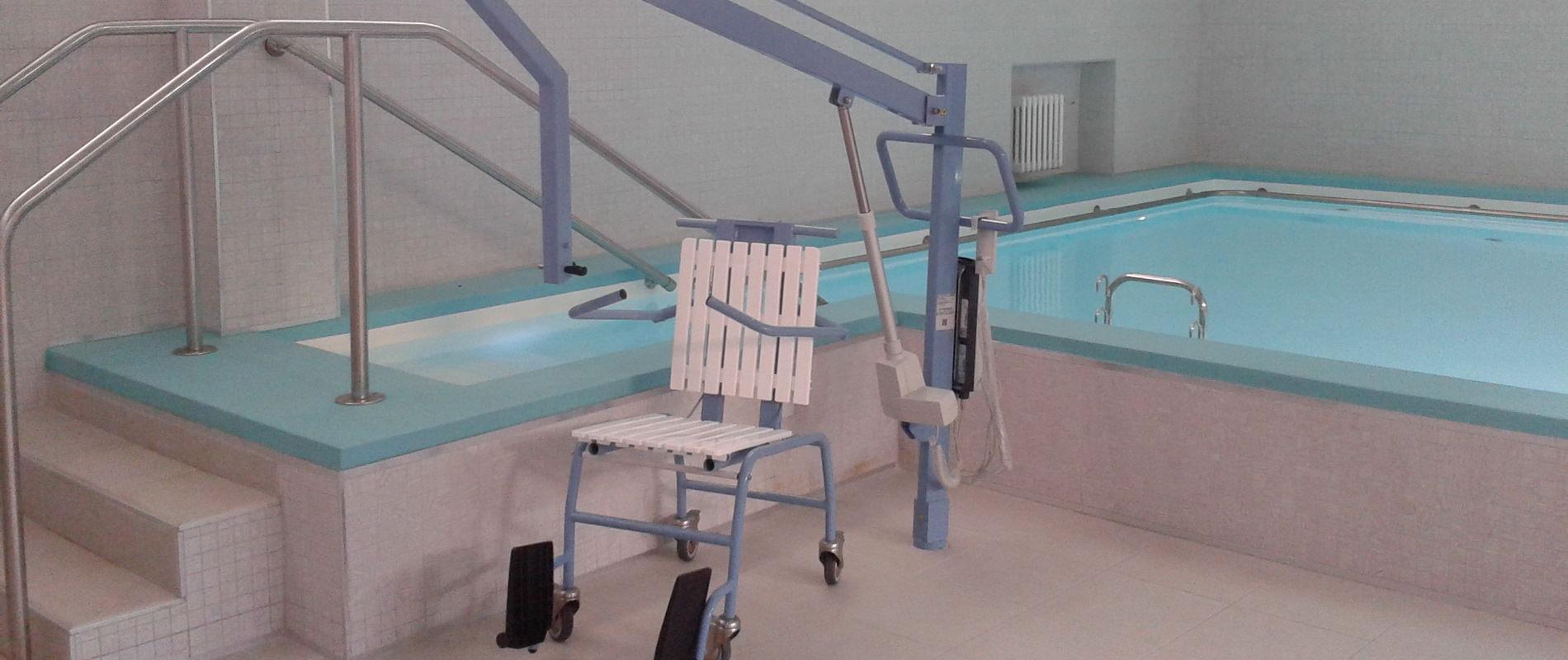 roma piscine terapeutiche e riabilitative