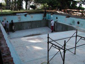 roma ristrutturazione piscine