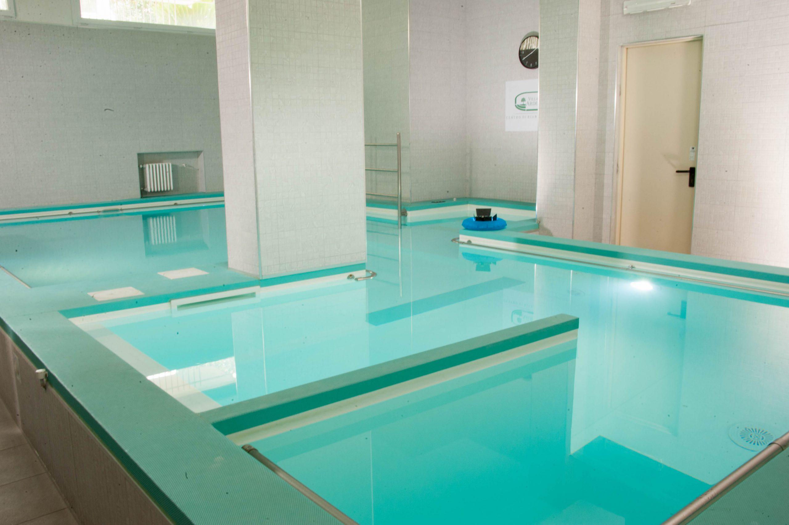 piscina idrokinesiterapia