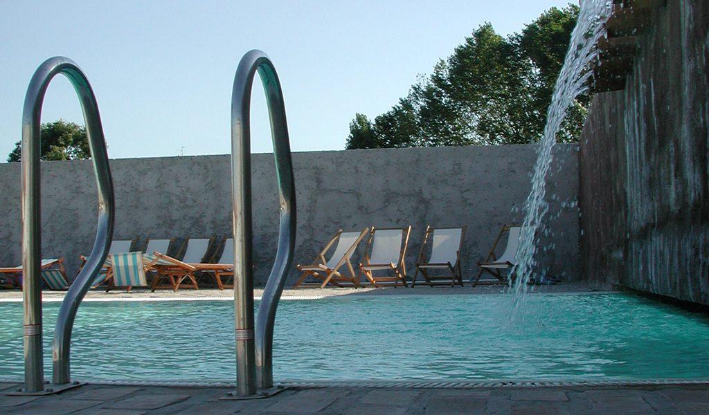 piscine prefabbricato di acciaio Roma Latina