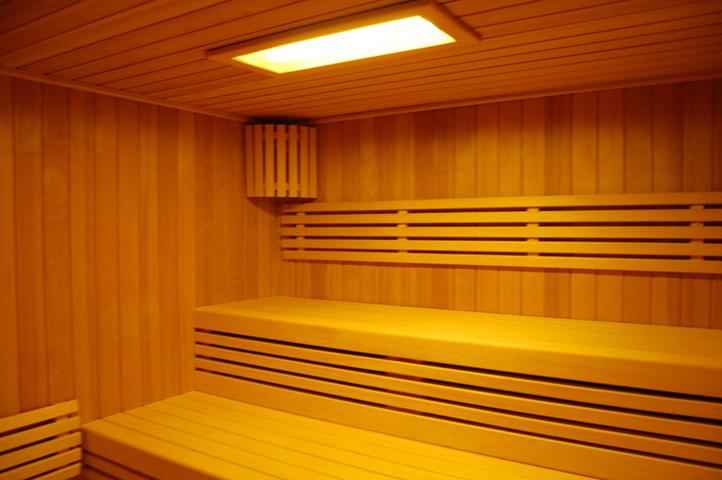 sauna finlandese Roma Latina